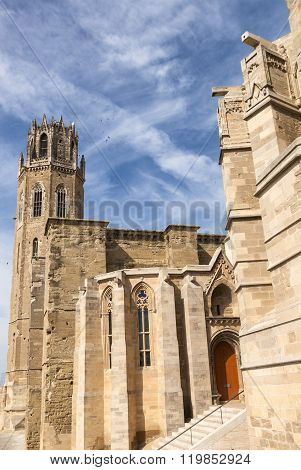 Lerida (spain), The Gothic Cathedral