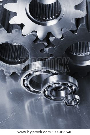 titanium gears and engineering