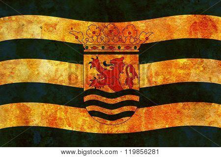 Zeeland Region Flag