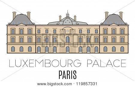 Luxembourg Palace, Paris