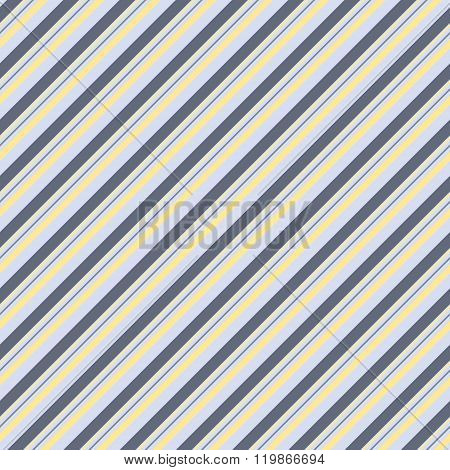 Seamless Striped Pattern Of Diagonal Varying Thickness Lines