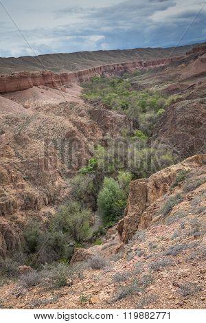 Timerlik Canyon