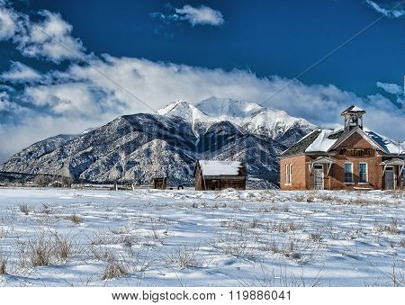 Mount Princeton Nathrop Colorado