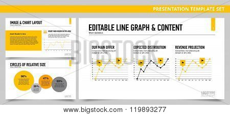Presentation template set 15