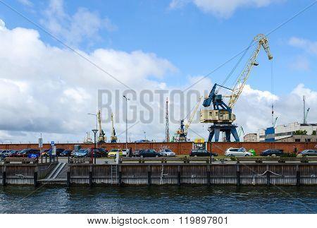 Klaipeda Seaport