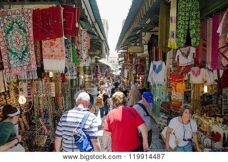Bazaar in Old City