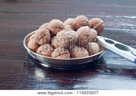 sorrento Walnuts, Nuts Typical Italian Southern Italy