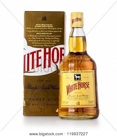 White Horse Scotch Whisk