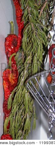 Rosemary And Red Pepper