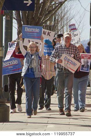 United For Bernie Sanders