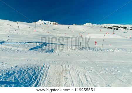 Trois Vallees, Haute Savoie, France