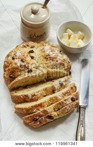 Irish Soda Bread / Saint Patrick Day Food