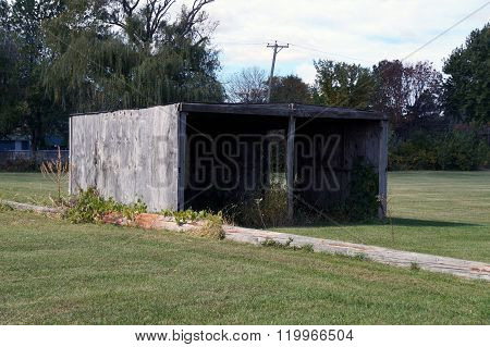 Old Storage Shed
