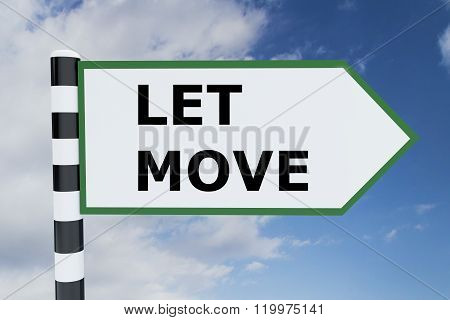 Let Move Concept