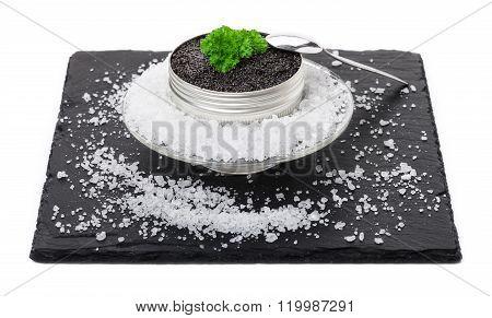 Caviar On Ice, Spoon