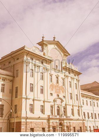 Albergo Dei Poveri Genoa Italy Vintage