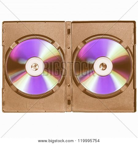 Cd Or Dvd Vintage