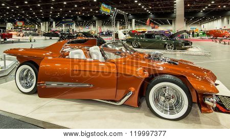 1956 Chevrolet Roadster
