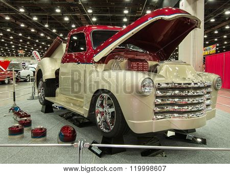 1951 Chevrolet Pickup Truck
