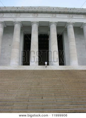 Lincoln Memorial Frontage