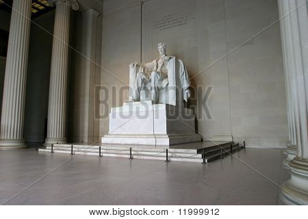 Abraham Lincoln Memorial, Washington D.C.