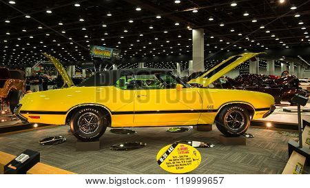 1970 Oldsmobile Cutlass 4-4-2