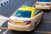 Taxi In Dubai poster