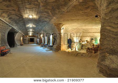 Salt Museum (underground)
