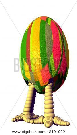 Big Standing Egg