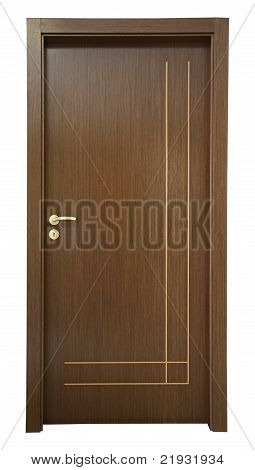 Wooden New Classic Door