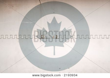 Canadian Air Force Symbol