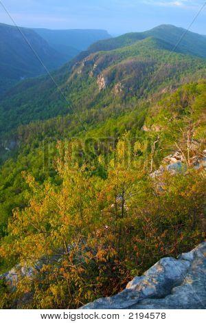 Sunrise In The Appalachians