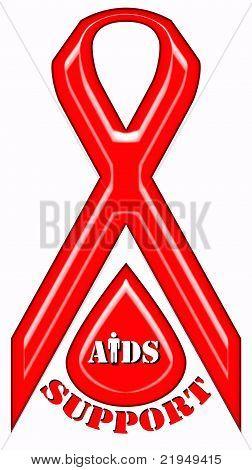 AIDS-Unterstützung