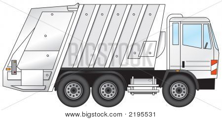 The Recycling & Waste Truck