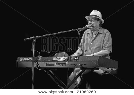 Sergio Mendes At Umbria Jazz Festival In Perugia, Italy