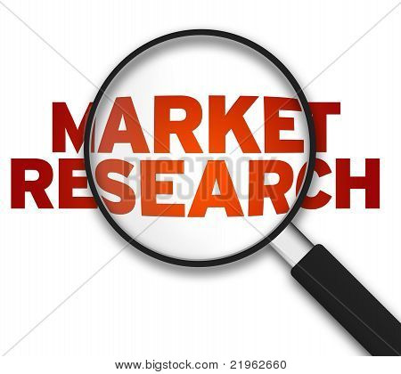 Magnifying Glass - Market Research