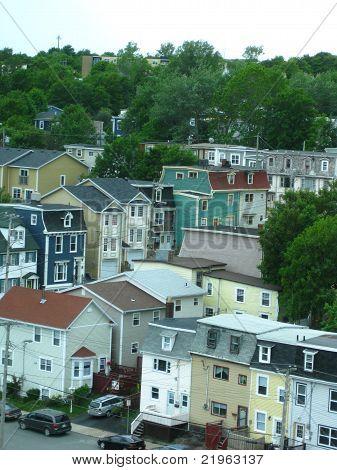 Colours of St. John's, NL
