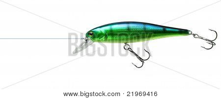 Fishing Lure Wobbler