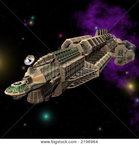 Spaceship #02