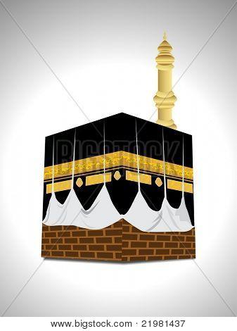 arabic concept background, illustration