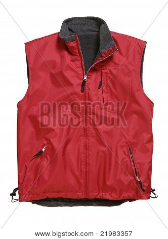 Bodywarmer Red