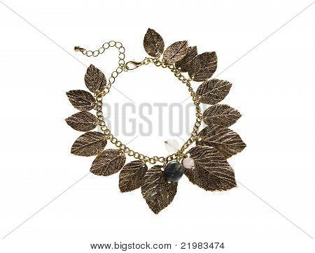 Bracelet Leafs