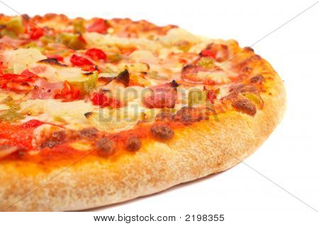 Tasty Italian Pizza