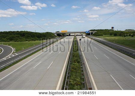 autobahn highway