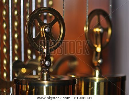 Grandfather Clock Weights