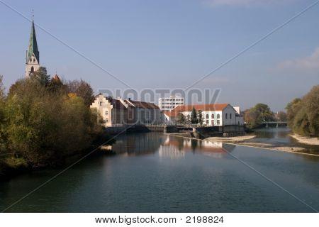 River Iller