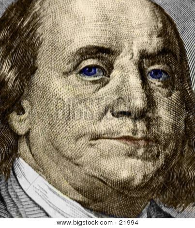 Colorized Benjamin