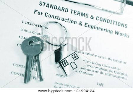 Construction terms