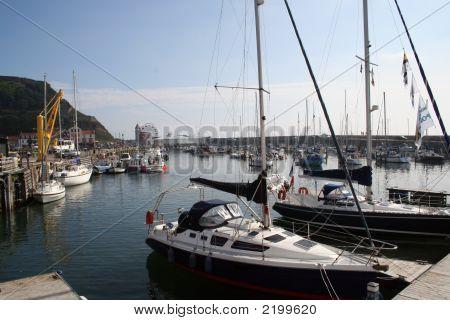 Scarborough Harbour Scenic