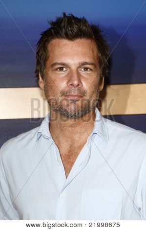 SAN DIEGO - JULY 22: Len Wiseman arriving at a press event for 'Total Recall' during Comic-Con in San Diego, California on July 22, 2011.